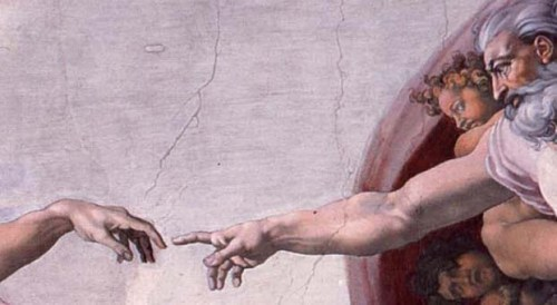 michelangelo-hand-of-god
